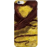 Smaug the Terrible iPhone Case/Skin
