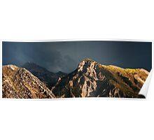 Entrance to American Fork Canyon, Utah Poster