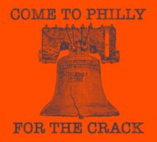 Come To Philly For The Crack Kids Clothes