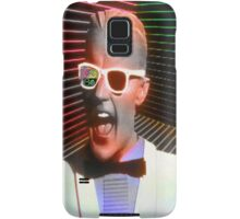 Welcome to the Cafe 80's Samsung Galaxy Case/Skin