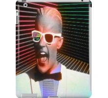 Welcome to the Cafe 80's iPad Case/Skin