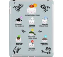 Thornmarch - King Moggle iPad Case/Skin