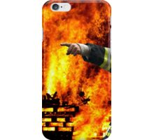 COMMAND FIRE CHIEF iPhone Case/Skin