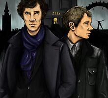 Sherlock by toibi