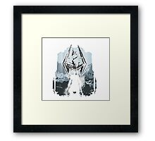 The Winterguard Framed Print