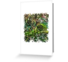 The Atlas Of Dreams - Color Plate 127 Greeting Card