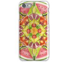 Fruit Mandala iPhone Case/Skin