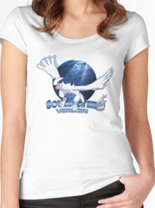 Soul Silver Women's Fitted Scoop T-Shirt