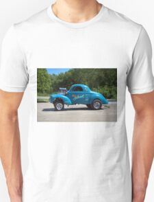 1941 Willys Dragster Unisex T-Shirt