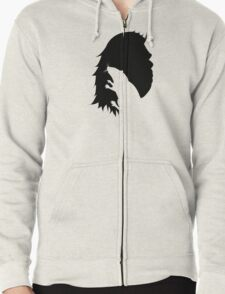 Wormtail Zipped Hoodie