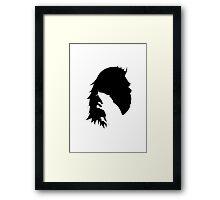 Wormtail Framed Print