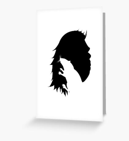Wormtail Greeting Card