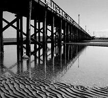 Walk On The Pier by carolssecrets