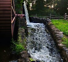 Wayland Inn Grist Mill by artbylisa