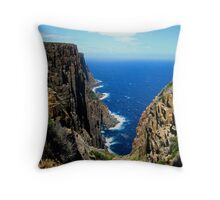 Cape Raoul Throw Pillow
