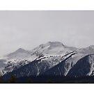 Mountain Range by Kathi Arnell