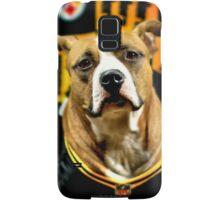 Steeler Pup Samsung Galaxy Case/Skin