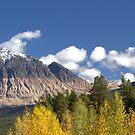 Autumn Mountain by Kathi Arnell