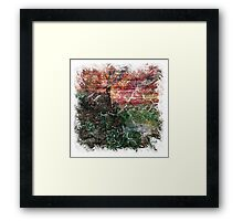 The Atlas Of Dreams - Color Plate 122 Framed Print