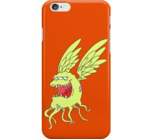 Flying critter. iPhone Case/Skin