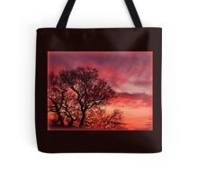 Love from the Sky Tote Bag