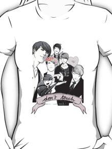 trash prince tsukiyama T-Shirt