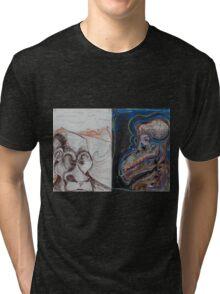 early human 2 Tri-blend T-Shirt