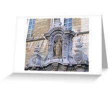 Antwerp - Rockoxhuis Greeting Card