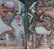 Mayan Odyssey by simonsart
