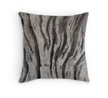 Jekyll stumpwood Throw Pillow