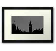 This Is London Framed Print