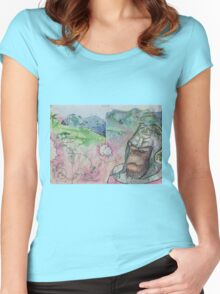 Urko Women's Fitted Scoop T-Shirt