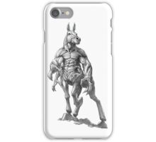 The Great Mojave Centaurion iPhone Case/Skin