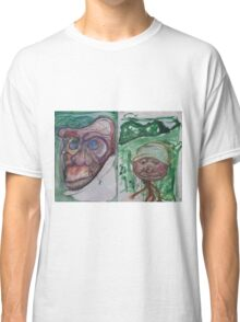 The True Face of Albert the Pudding Classic T-Shirt