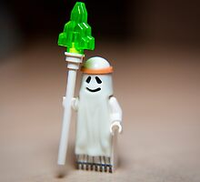 Ghost Vitruvius by garykaz