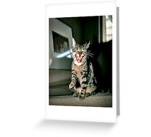 Oh That's A Good One!  Greeting Card
