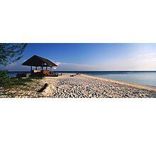 Lankayan Island Photographic Print