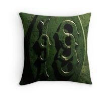 1899? Throw Pillow