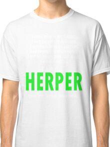 I Am A Herper Classic T-Shirt
