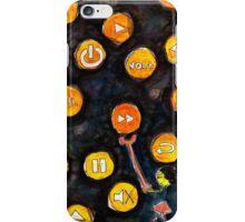 I want fast forward! iPhone Case/Skin