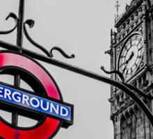 London Icons Sticker