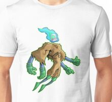 creature from the bizarre: 5 Unisex T-Shirt