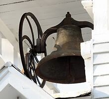 Church Bell by Gary L   Suddath