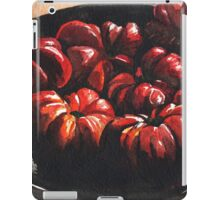 Heirloom Tomatoes iPad Case/Skin