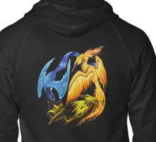 Pokemon: Winged Mirages Zipped Hoodie