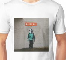 Banksy - Crying Kid Unisex T-Shirt