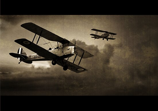 Mission Successful - Sepia by Graham Jones