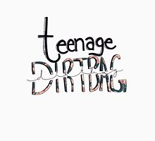 Teenage Dirtbag-Floral Unisex T-Shirt