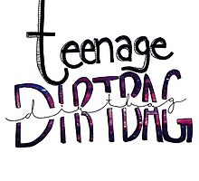 Teenage Dirtbag-galaxy by Donna Graves
