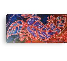 Gecko 1 Canvas Print